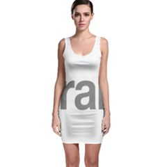 Theranos Logo Bodycon Dress by milliahood