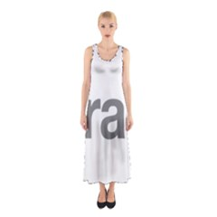 Theranos Logo Sleeveless Maxi Dress by milliahood