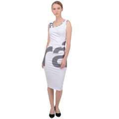 Theranos Logo Sleeveless Pencil Dress by milliahood