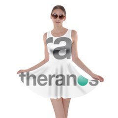 Theranos Logo Skater Dress by milliahood
