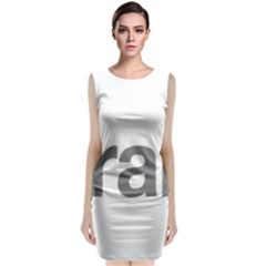 Theranos Logo Classic Sleeveless Midi Dress by milliahood