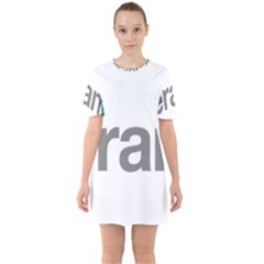 Theranos Logo Sixties Short Sleeve Mini Dress by milliahood