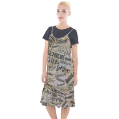 Graduation School Celebration Camis Fishtail Dress by HermanTelo