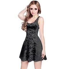 Fur Division Reversible Sleeveless Dress