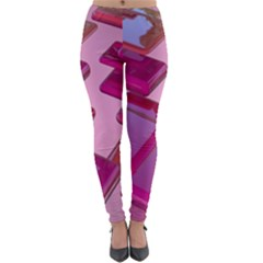 Render 3d Rendering Design Space Lightweight Velour Leggings