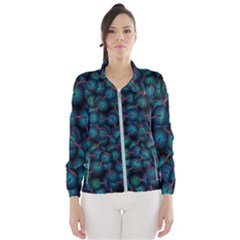 Background Abstract Textile Design Women s Windbreaker by HermanTelo