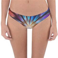 Background Spiral Abstract Reversible Hipster Bikini Bottoms by HermanTelo