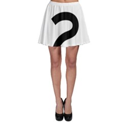 Alberta Highway 2 Shield Skater Skirt by abbeyz71