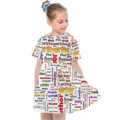 Writing Author Motivation Words Kids  Sailor Dress by Sapixe
