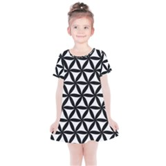 Pattern Floral Repeating Kids  Simple Cotton Dress