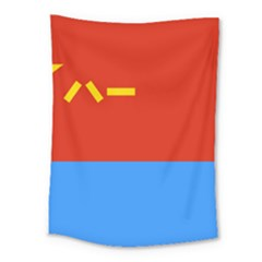 Flag Of People s Liberation Army Air Force Medium Tapestry by abbeyz71