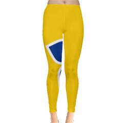 Proposed Flag Of Australian Capital Territory Leggings  by abbeyz71