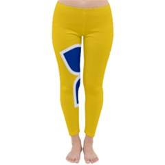 Proposed Flag Of Australian Capital Territory Classic Winter Leggings by abbeyz71