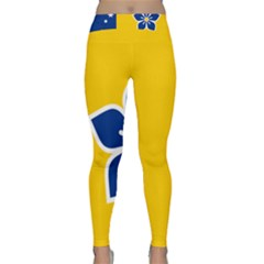 Proposed Flag Of Australian Capital Territory Classic Yoga Leggings by abbeyz71