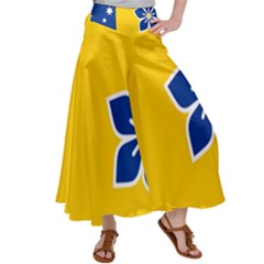 Proposed Flag Of Australian Capital Territory Satin Palazzo Pants by abbeyz71