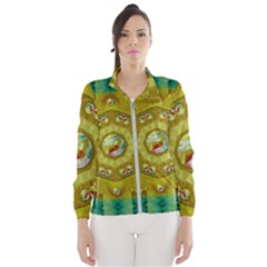 Mandala In Peace And Feathers Women s Windbreaker by pepitasart