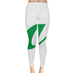 Logo Of Ashgabat Leggings  by abbeyz71