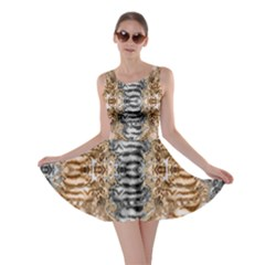 Luxury Abstract Design Skater Dress by tarastyle