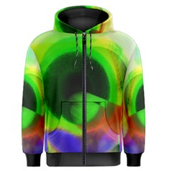 Twenty Two 22 Men s Zipper Hoodie by 5dwizard