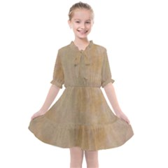 Vintage Look Kids  All Frills Chiffon Dress by TimelessFashion
