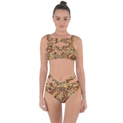 Safari 1 Bandaged Up Bikini Set  by ArtworkByPatrick