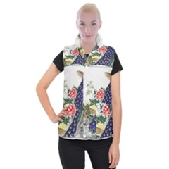Image From Rawpixel Id 434953 Jpeg (2) Women s Button Up Vest by Sobalvarro