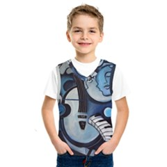 Black & Bleu Kids  Sportswear