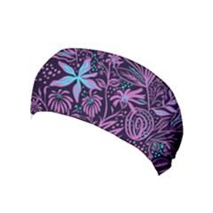 Stamping Yoga Headband by Sobalvarro