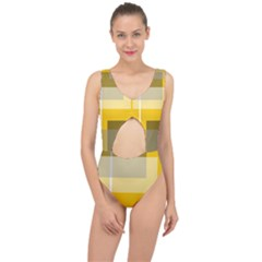 Sunny Disposition Center Cut Out Swimsuit by paigeelizabethwarmington