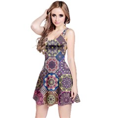 Oriental Reversible Sleeveless Dress by Wmcs91