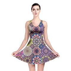 Oriental Reversible Skater Dress by Wmcs91