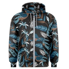 Birds In The Nature Men s Zipper Hoodie