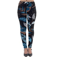 Birds In The Nature Lightweight Velour Leggings by Wmcs91