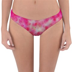 Background Abstract Texture Pattern Reversible Hipster Bikini Bottoms by Pakrebo