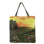 Eddie s Sunset Grocery Tote Bag