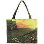 Eddie s Sunset Mini Tote Bag