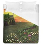 Eddie s Sunset Duvet Cover (Queen Size)
