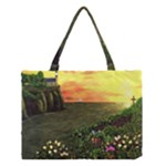 Eddie s Sunset Medium Tote Bag