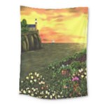 Eddie s Sunset Medium Tapestry