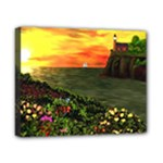 Eileen s Sunset Canvas 10  x 8  (Stretched)