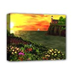 Eileen s Sunset Deluxe Canvas 14  x 11  (Stretched)