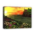 Eileen s Sunset Deluxe Canvas 16  x 12  (Stretched)