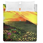 Eileen s Sunset Duvet Cover Double Side (Queen Size)