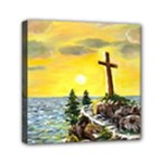 Souls Harbor By Ave Hurley  (1) Mini Canvas 6  x 6  (Stretched)
