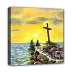 Souls Harbor By Ave Hurley  (1) Mini Canvas 8  x 8  (Stretched)