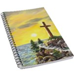 Souls Harbor By Ave Hurley  (1) 5.5  x 8.5  Notebook