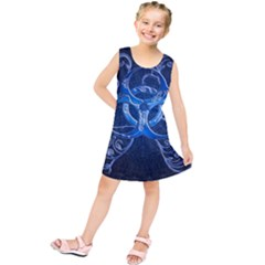 Background Creativity Form Pattern Kids  Tunic Dress