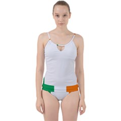 Ireland Flag Irish Flag Cut Out Top Tankini Set by FlagGallery