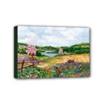 Katy s Pasture  Mini Canvas 6  x 4  (Stretched)