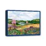 Katy s Pasture  Mini Canvas 7  x 5  (Stretched)